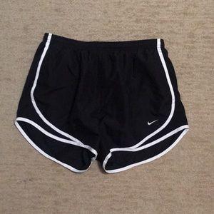 Women's NIKE dri-fit tempo shorts